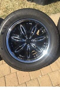 """Mags 18"""" bolt pattern 5 x 127"""