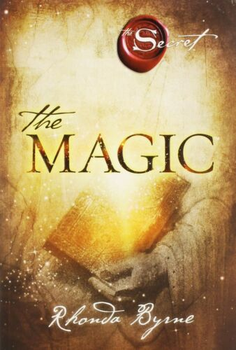 PDF Book The MAGIC by Rhonda Byrne (2012) offer end in 31 October