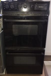 """Jenn-Air double wall oven, 27"""" convection"""