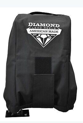 Diamond Welding Lead Reel All Weather Cover