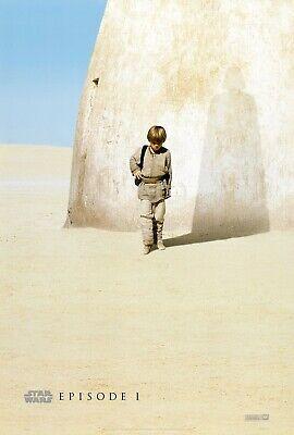 "Star Wars Phantom Menace ( 11"" x 17"" )Movie Collector's Poster Print (T7)- B2G1F"