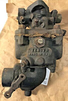 Zenith 6392d Tractor Carburetor - International Harvester Mccormick Farmall