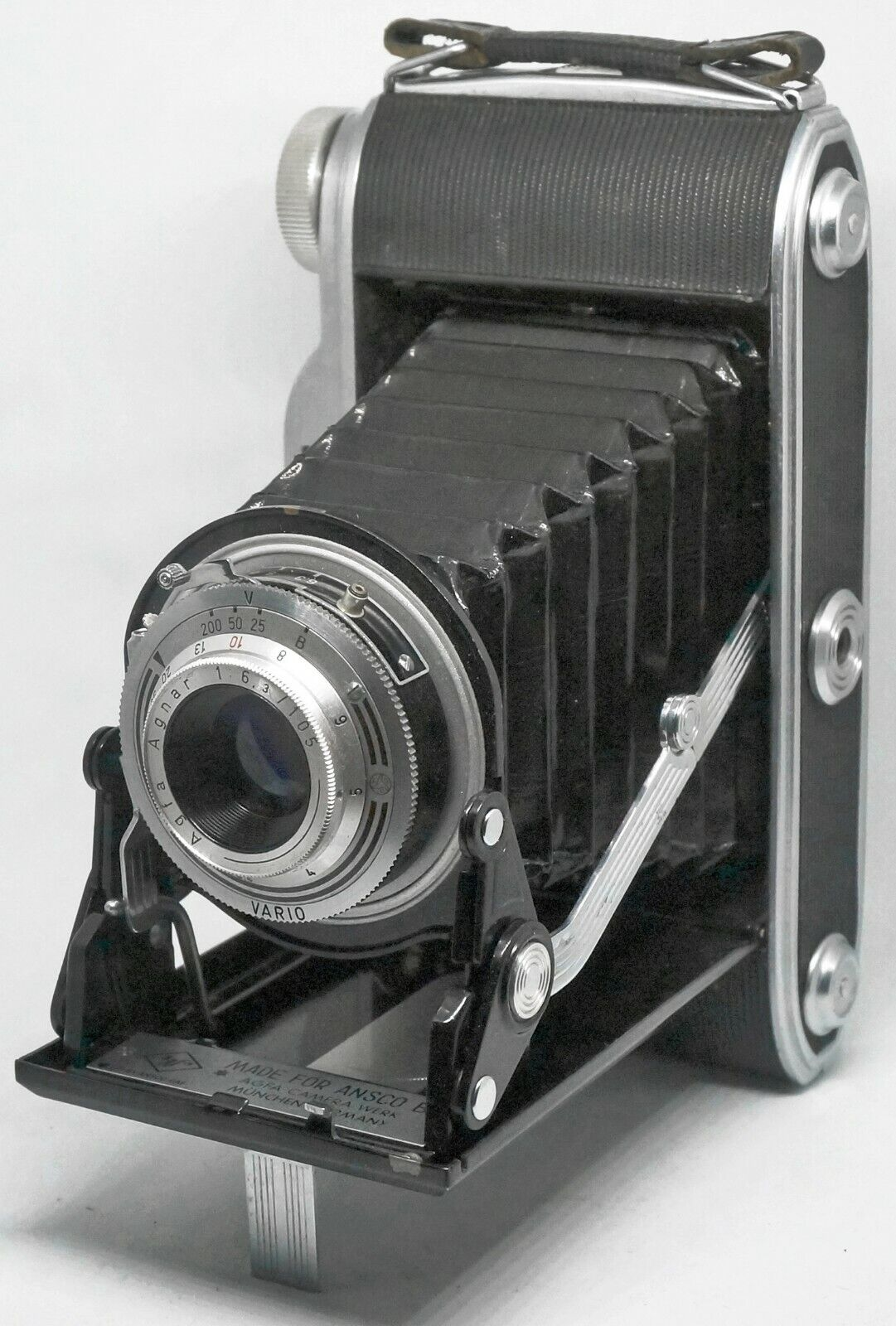 Ansco Viking 6.3 Agfa Manufacture Type 120 Wide Format VG Works Well - $65.00