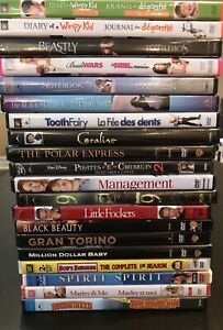 20 DVD'S FOR ONLY $20