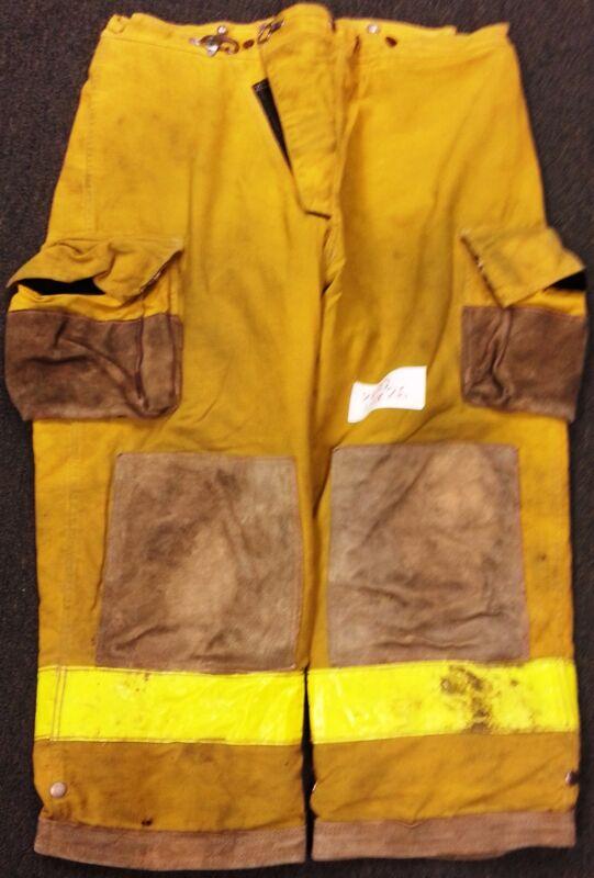 44x26 Firefighter Pants Bunker Turnout  Fire Gear - Cairns Fire Wear   P603