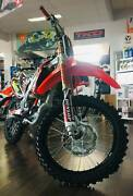 CRF 250R Cooee Burnie Area Preview