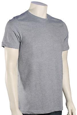 Arctic Blue T-shirt (Volcom Heather Pocket T-Shirt - Arctic Blue - New)