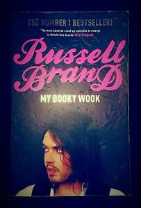 Russell Brand My Booky Wook 1 & 2 Drewvale Brisbane South West Preview