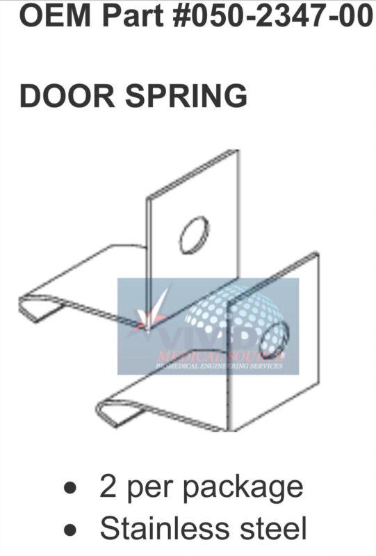 Midmark Ritter M11 M9 Autoclave Door Spring MIS076 050-2347-00 NEW