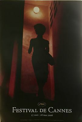 CANNES FILM FESTIVAL 2006 - IN THE MOOD FOR LOVE - ORIGINAL OFFICIAL POSTER