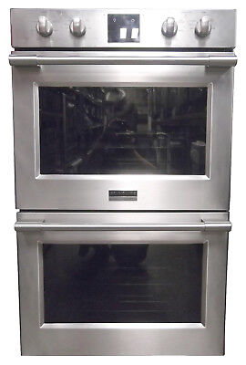 "Frigidaire FPET3077RF Professional 30"" Stainless Steel Double Electric Wall Oven"