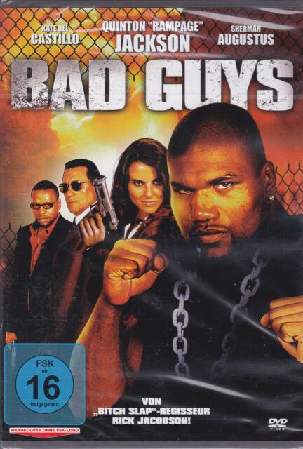 Bad Guys OVP & NEU DVD (EAN 9120027346385)
