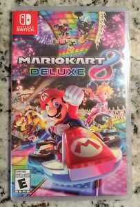 Brand New Sealed Mario Kart 8 Deluxe $70 FIRM