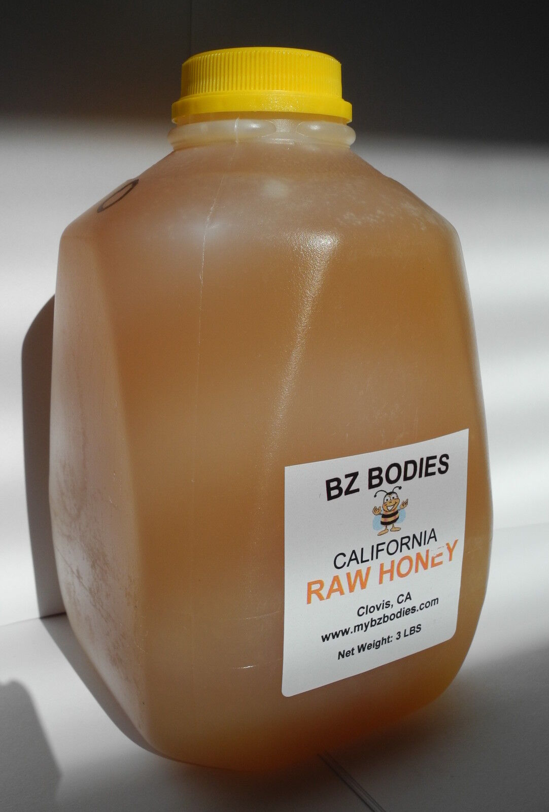 BZ Bodies Honey
