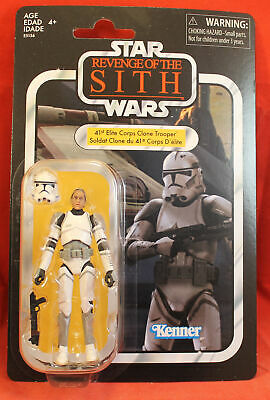 """Star Wars 3.75"""" - Vintage Collection - 2018 #VC145 41st Clone Trooper"""