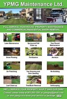 Early Bird Specials Grass Cutting Lawn Aeration Spring Clean Ups