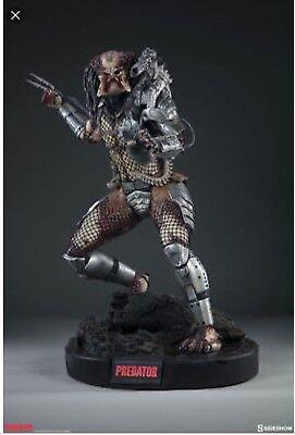 SIDESHOW 1/4 Scale Predator Maquette Statue Stan Winston