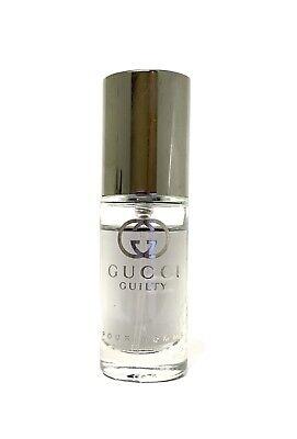 Gucci Guilty Pour Homme Travel Spray Eau de Toilette 15ml 0.5 oz. No Box