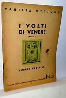 Baccelli Alfredo I Volti Di Venere 1941 -  - ebay.it