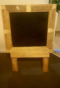Rustic Easel's & Blackboard's - HIRE Adelaide CBD Adelaide City Preview