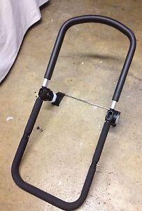 Bugaboo Cameleon Stroller Baby Toddler Seat Frame Black bassinet holder