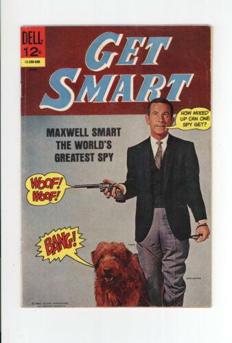 GET SMART #1  VG/FN  1966 - KEY ISSUE