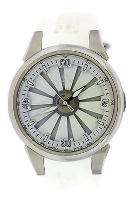 Perrelet Turbine Racing Double Rotor Stainless Steel Watch A1064/6