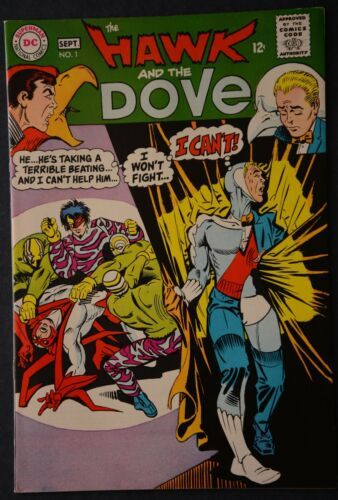 The Hawk and the Dove #1 VF-NM