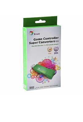 Used, Brook Adapter for Xbox 360 and Xbox One Controller to PS4 for sale  Shipping to India