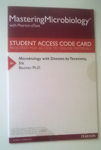 Microbiology with Diseases by Taxonomy (5th Edition)