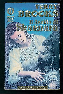 BROOKS TERRY IL DRUIDO DI SHANNARA MONDADORI 1996 OSCAR BESTSELLERS 417