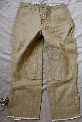 WWI US M1917 COMBAT FIELD TROUSERS-4XLARGE