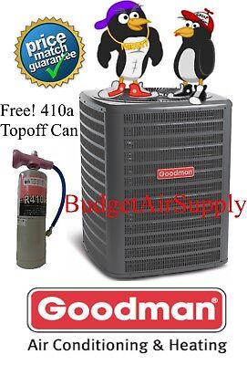 Goodman 3.5 Ton 16 Seer  HEAT PUMP-A/C Split Condenser  PRE Charged 410a