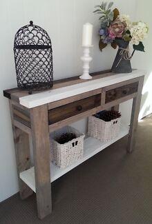 *NEW* Handmade 1.2 m Tiramasu Hall Table/Console/Sideboard