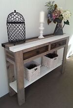 *NEW* Handmade 1.2 m Tiramasu Hall Table/Console/Sideboard Ormeau Gold Coast North Preview