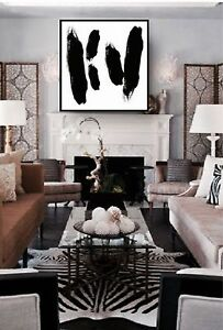 Modern Abstract Art Home Decor  By Local Artist Only $220