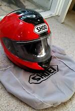 Shoei Helmet very good condition hardly worn Brunswick Moreland Area Preview