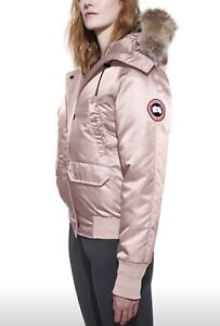 Woman's Canada Goose x OVO Pink Size L