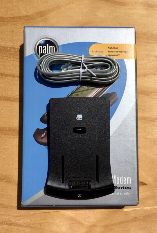 Palm V Modem w/ Phone Cord (Electornic Internet PDA Accessory) - New/ Open Box