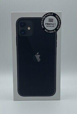 Apple iPhone 11 - 64GB - Black (AT&T) A2111 (CDMA + GSM) - New (No Seal)!