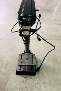 Bench drill press