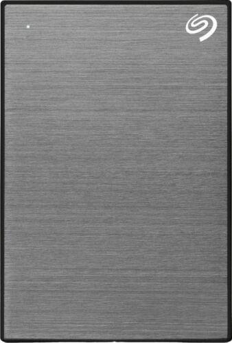Seagate One Touch 5TB External Hard Drive HDD DARK GREY