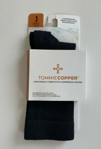Tommie Copper Womens Core Compression MicroModal Over The Calf Socks Size 4-6.5