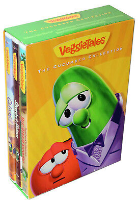 Veggietales: The Cucumber Collection (DVD) 3 movies