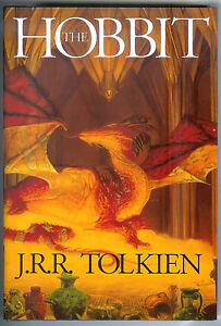 THE-HOBBIT-by-J-R-R-Tolkien-HARDCOVER-New-Perfect