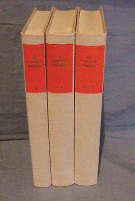Die griechische Anthologie. Band 1-3. Bibliothek der Antike