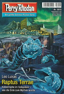 PERRY RHODAN Nr. 3015 - Raptus Terrae - Leo Lukas - NEU