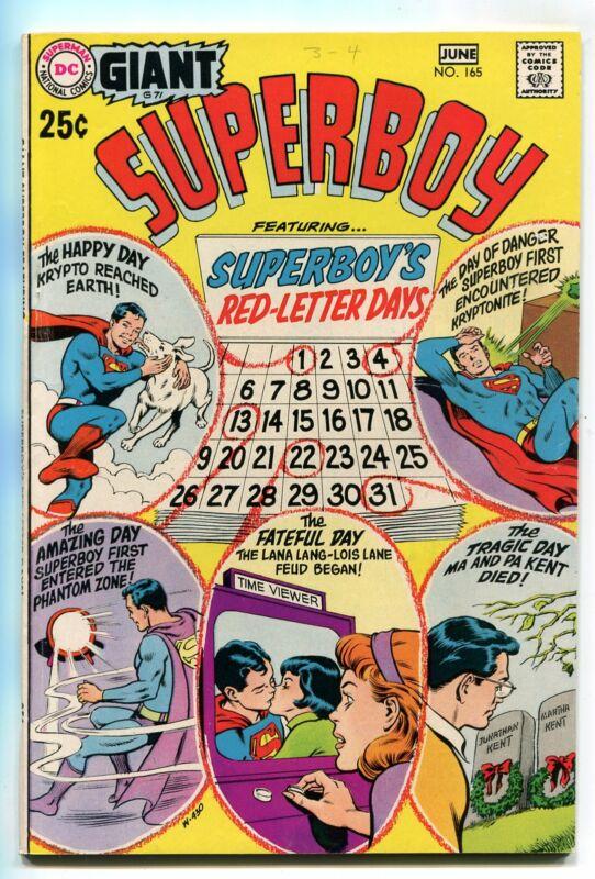 SUPERBOY # 165