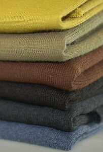 Neotrims-Plain-Solid-Knit-Rib-Stretch-Jersey-Craft-Fabric-Material-By-The-Yard