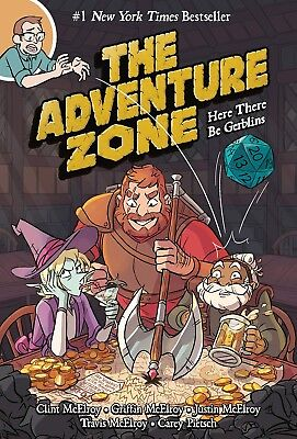 The Adventure Zone by Justin McElroy, Carey Pietsch (eBooks, 2018)